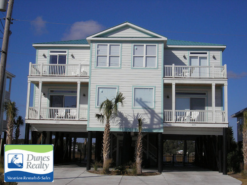 Myrtle Beach Vacation Rentals Weekly Rate