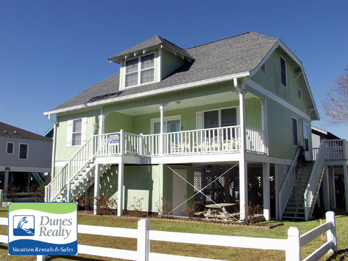 Garden City Beach Rental Beach Home Summer House 185