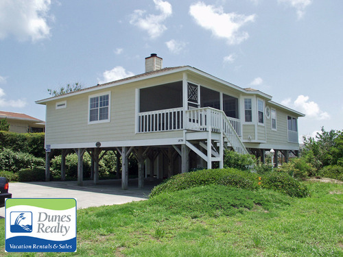 Up The Creek Garden City Beach Vacation Rental