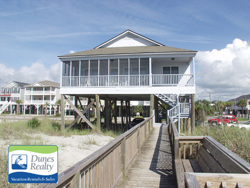 Inn Harmonic Garden City Beach Vacation Rental