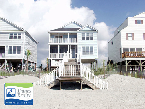 Dunes Realty Garden City Beach Rental Southern Comfort Pictures