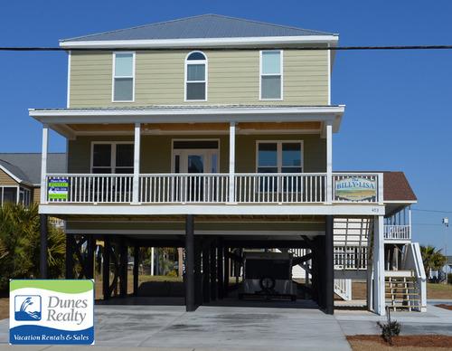 Billy Lisa Garden City Vacation Rental