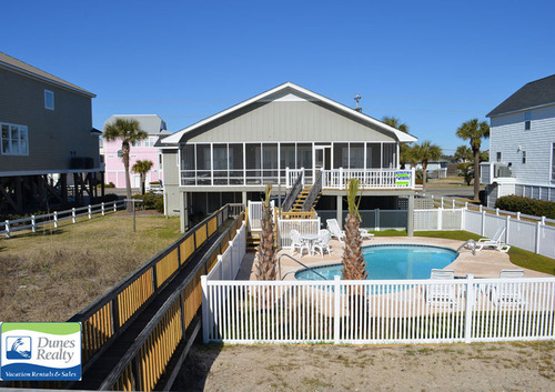 Garden City Beach Rental Beach Home Pope Myrtle Beach