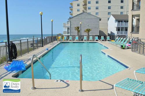 dunes realty garden city beach rental surfmaster ii 212