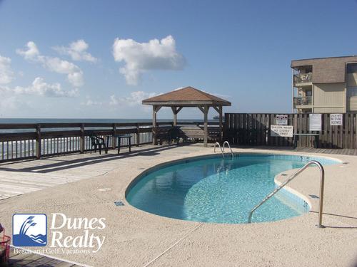 Dunes realty garden city beach rental afterdeck 201 for Garden city pool