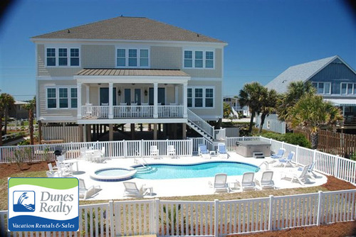 Frankies Fancy Garden City Beach Vacation Rental