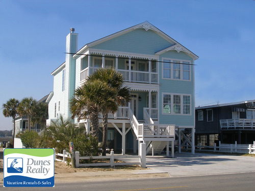 Clam Ity Jane Garden City Beach Vacation Rental