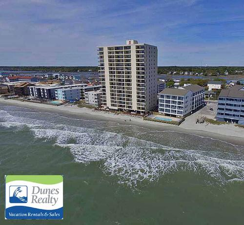 Oceanfront Rentals in Surfside Beach Garden City Beach