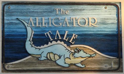 Alligator Tale -