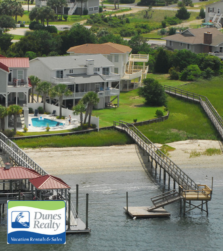 Garden City Beach Rental Beach Home Peyton Place Myrtle