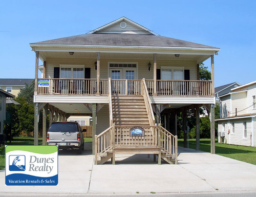 Garden City Beach Rental Beach Home Big Catch Myrtle