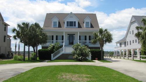 Chapman Beach House -