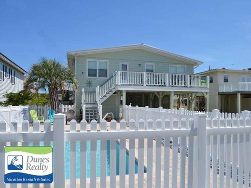 Close Enuff Garden City Beach Vacation Rental