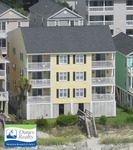 Aerial Beachside Exterior