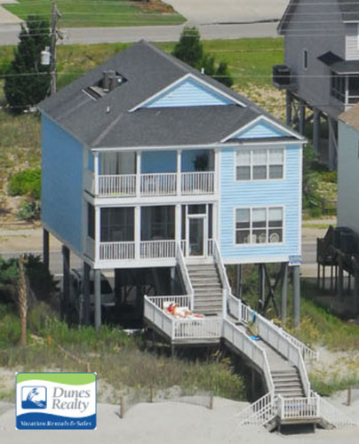 Garden City Beach Rental Beach Home Southern Comfort