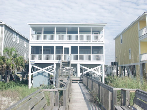 Easy Goer Garden City Beach Vacation Rental