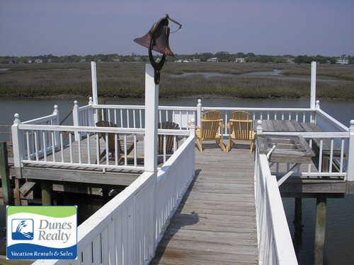 Dunes Realty Garden City Beach Rental Forever Fishing Pictures