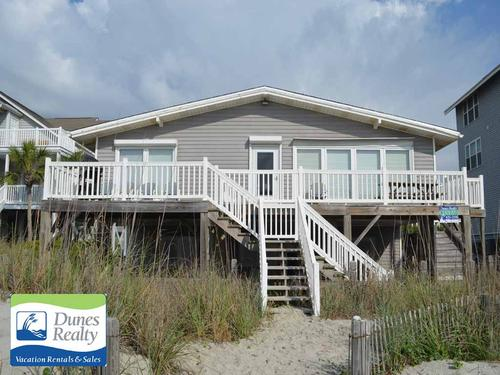 Just For Fun Garden City Beach Vacation Rental
