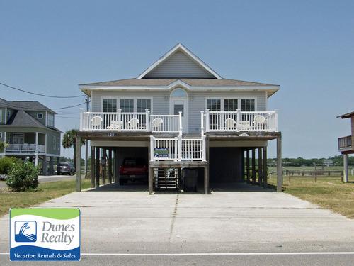 Looney Dunes Garden City Beach Vacation Rental