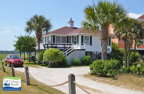 Miller Villa Garden City Beach Vacation Rental