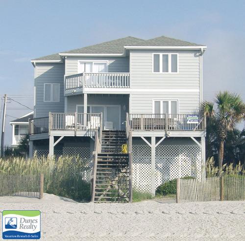 ocean pause - Garden City Beach Rentals