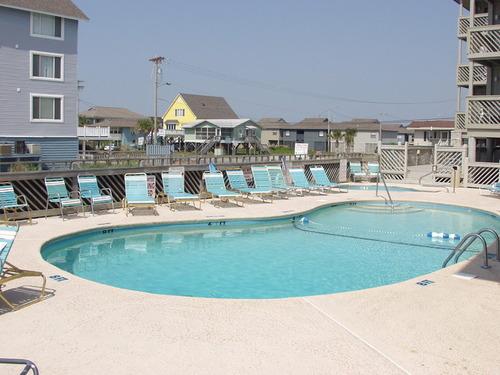 Dunes realty garden city beach rental maritime place b9 for Garden city pool