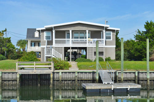 Pond Beach House Garden City Beach Vacation Rental - House garden city