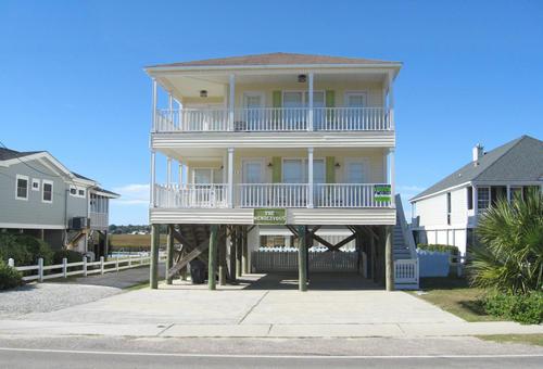 Rendezvous Garden City Beach Vacation Rental